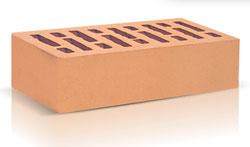 Кирпич облицовочный керамический пустотелый одинарный соломенного цвета (250х120х65) без фаски, с утолщённой лицевой стенкой (20мм)производства ООО «ОСМиБТ» г.Старый Оскол. Изготовленный на французской линии по производству облицовочного кирпича Е2 (французское оборудование Ceric)