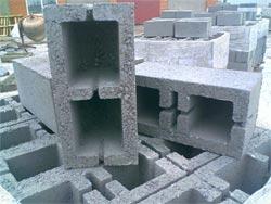 Шлакоблоки стеновые двухкамерные ШБС-40 (40х20х20) производственного предприятия «Стеновой камень» Старый Оскол