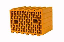Утепленный керамический блок BRAER MaxiThermo 10,7 NF (380х250х219)